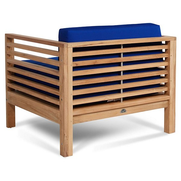 Summer Outdoor Club Chair
