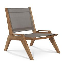 Draper Outdoor Sling Chat Chair