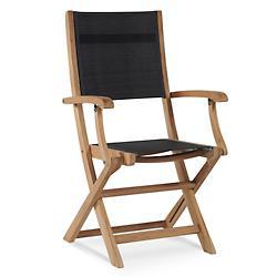 Stella Outdoor Folding Armchair