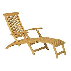 Steamer Outdoor Folding Lounge Chair