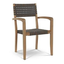 Herning Outdoor Stackable Armchair Set of 4