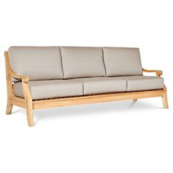 Sonoma Outdoor Deep Seating Sofa
