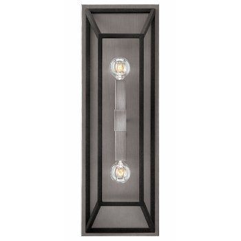 Fulton 3330 Two-Light Wall Sconce