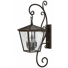 Trellis Outdoor Wall Sconce No. 1436/1439