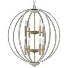 Euclid 2-Tier Chandelier