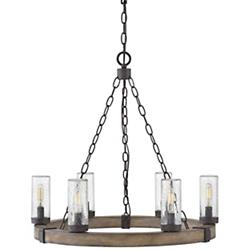 Sawyer Outdoor Chandelier