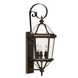 Augusta Outdoor Wall Sconce