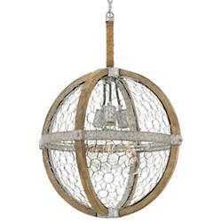 Heywood Globe Pendant
