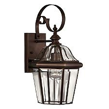 Augusta Small Outdoor Wall Sconce