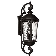 Windsor Outdoor Large Wall Sconce