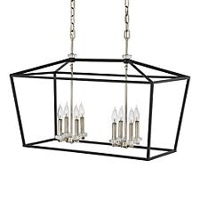 Stinson Linear Chandelier Light