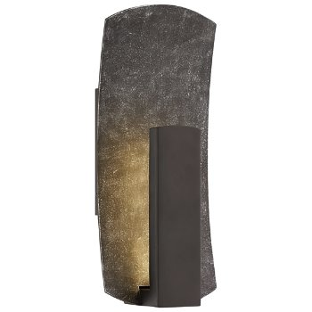 Bend LED Outdoor Wall Sconce