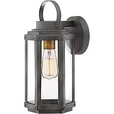 Danbury 1 Light Outdoor Wall Sconce