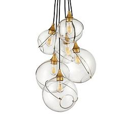 Skye 6 Light Chandelier