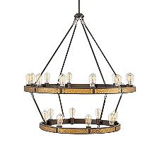 Everett Large Multi Tier Chandelier