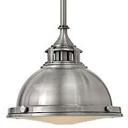 Amelia Pendant No. 3122 (Polished Antique Nickel) - OPEN BOX RETURN