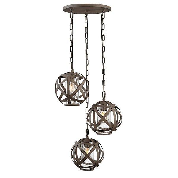 Carson Multi Light Pendant