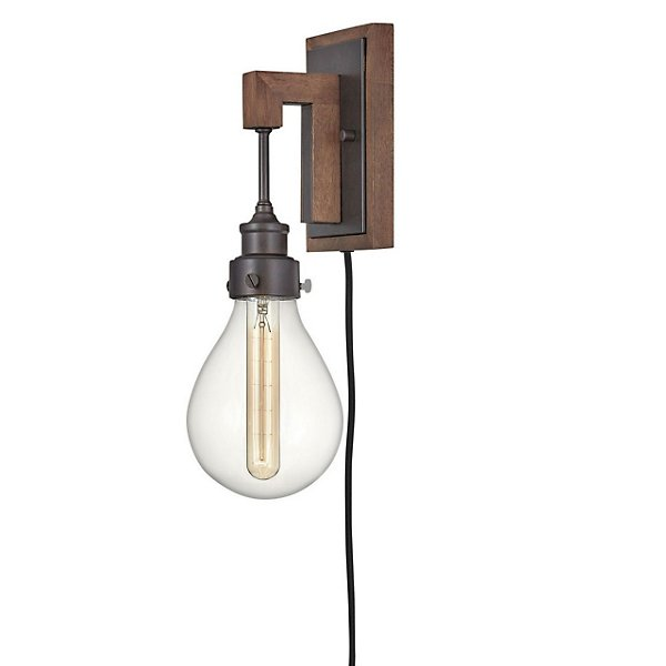 Denton Plug In Wall Sconce By Hinkley At Lumens Com