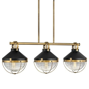 Shown in Heritage Brass finish
