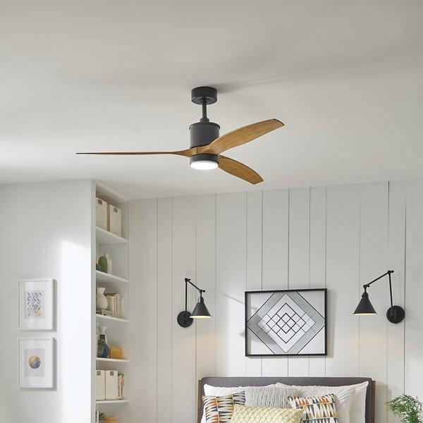 Hover LED Ceiling Fan