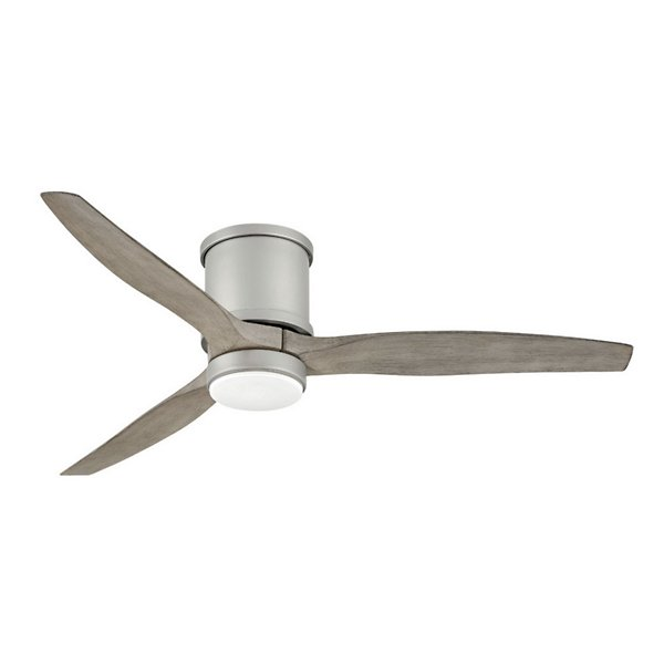 Hover Led Flushmount Ceiling Fan By