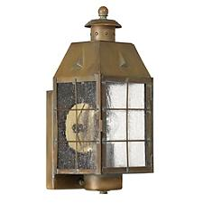 Nantucket Outdoor Wall Sconce