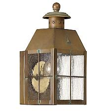 Nantucket Small Outdoor Wall Sconce
