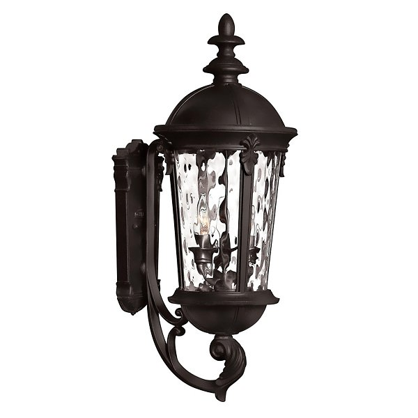 Windsor Lantern Outdoor Wall Sconce