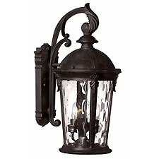 Windsor Gooseneck Outdoor Wall Sconce