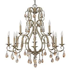Carlton Multi-Tier Chandelier