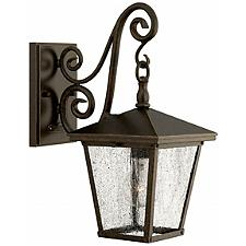 Trellis Outdoor Wall Sconce