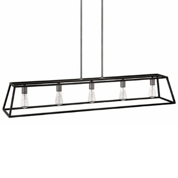 Fulton 5 Light Linear Suspension