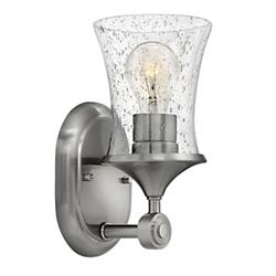 Thistledown Bath Wall Sconce