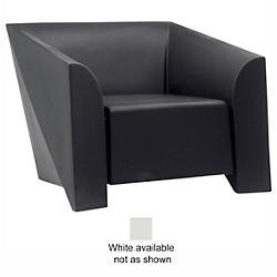 MB1 Chair by Heller (White) - OPEN BOX RETURN