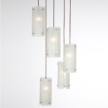Strata Round Multi-Light Pendant