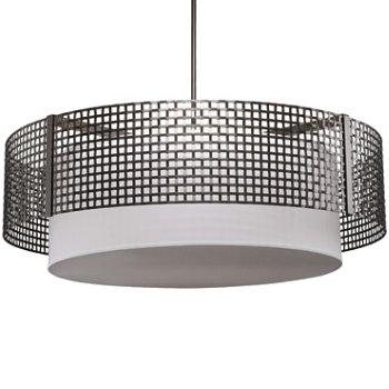 Shown in Metallic Beige Silver finish, 48 Inch size
