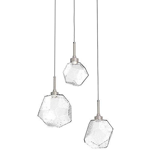 Gem round multi light pendant by hammerton studio at lumens aloadofball Gallery