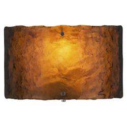 Granite Round Cover Wall Sconce