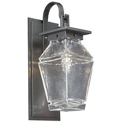 Signal Outdoor Sconce with Shepherds Hook