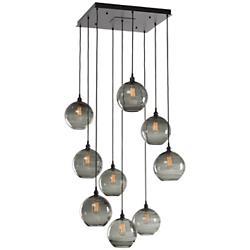 Terra Square Multi Light Pendant