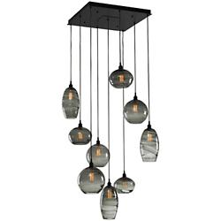 Misto Square Multi Light Pendant