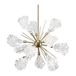 Blossom Starburst LED Chandelier