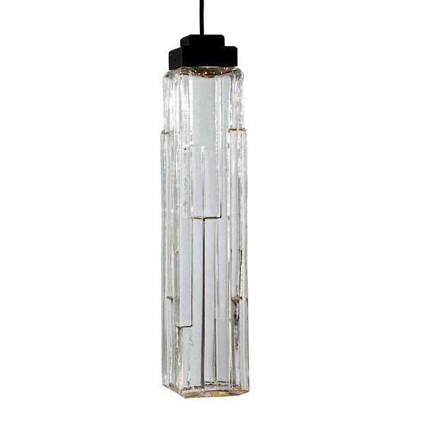 Ledgestone Square LED Multi Light Pendant