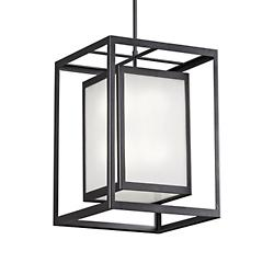 Outdoor Double Box Pendant