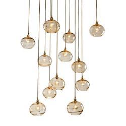 Coppa Square Multi-Light Pendant
