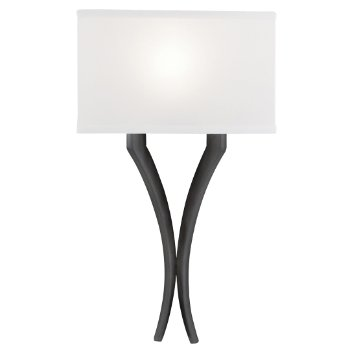 Carlyle Vertex Linen Wall Sconce
