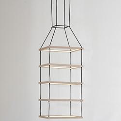 Pillar Short LED Pendant