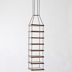 Pillar Tall LED Pendant
