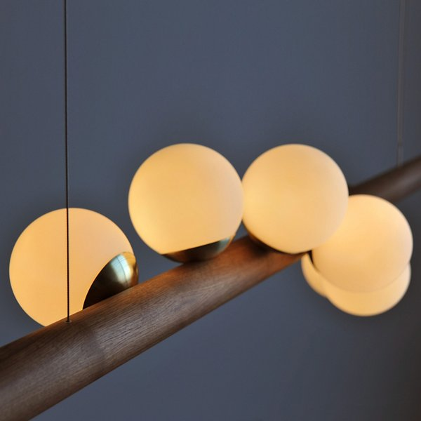 Willow LED Linear Pendant