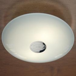 Opalika LED Flushmount (Polished Nickel/Large) - OPEN BOX
